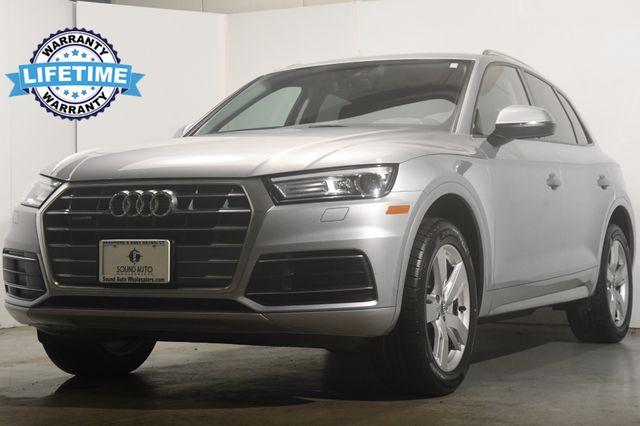 2018 Audi Q5 Tech Premium w/ Virtual Cockpit