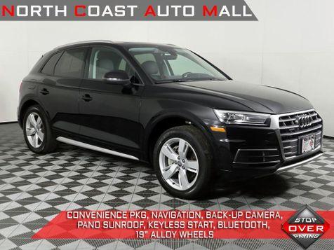 2018 Audi Q5  in Cleveland, Ohio