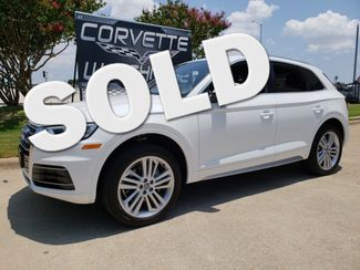 2018 Audi Q5 Premium Plus, NAV, Panoramic Sunroof, Alloys 9k! | Dallas, Texas | Corvette Warehouse  in Dallas Texas