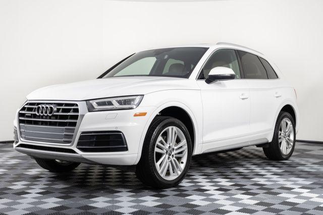 2018 Audi Q5 2.0T Premium Plus quattro