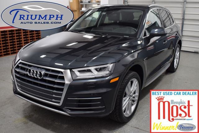 2018 Audi Q5 Premium Plus in Memphis, TN 38128