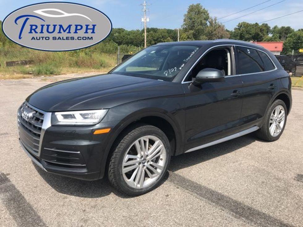 2018 Audi Q5 Premium Plus | Memphis TN | Triumph Auto Sales