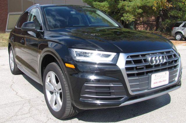 2018 Audi Q5 Tech Premium Plus St. Louis, Missouri 0