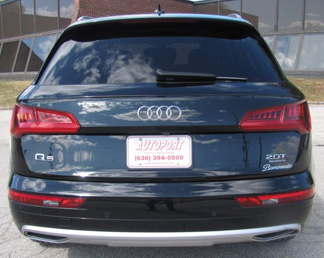 2018 Audi Q5 Tech Premium Plus St. Louis, Missouri 5