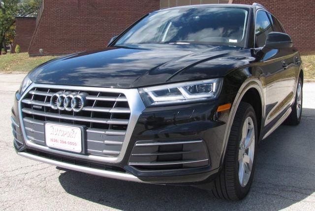 2018 Audi Q5 Tech Premium Plus St. Louis, Missouri 2
