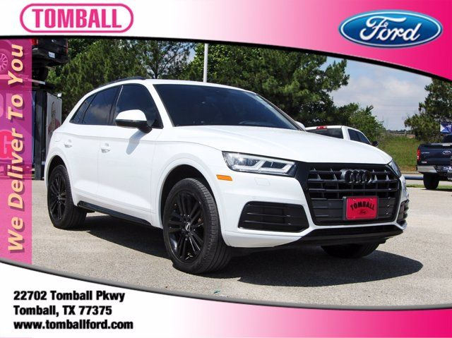 2018 Audi Q5 in Tomball, TX 77375
