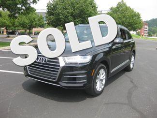 2018 Sold Audi Q7 Premium Plus Conshohocken, Pennsylvania