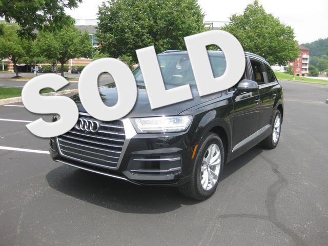 2018 Audi Q7 Premium Plus Conshohocken, Pennsylvania