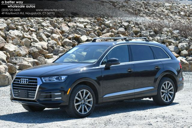 2018 Audi Q7 Premium Plus Naugatuck, Connecticut