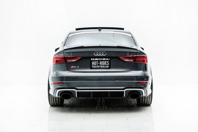 2018 Audi RS 3 With Upgrades in Carrollton, TX 75006