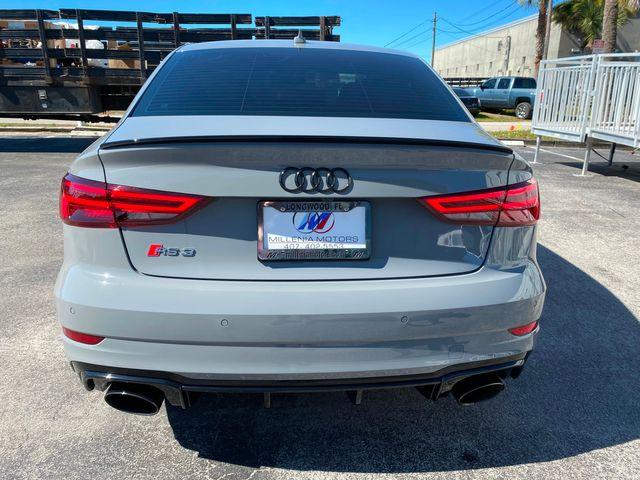 2018 Audi RS 3 Longwood, FL 5