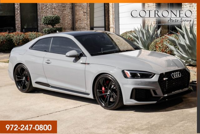 2018 Audi RS 5 Coupe Quattro in Addison, TX 75001