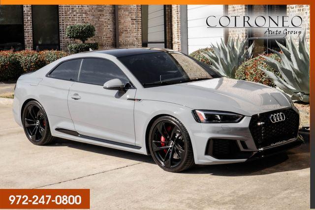 2018 Audi RS 5 Coupe Quattro