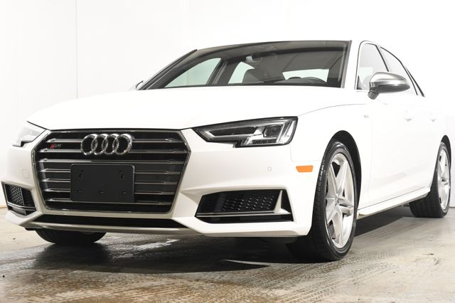 2018 Audi S4 Premium Plus w/ Virtual Cockpit