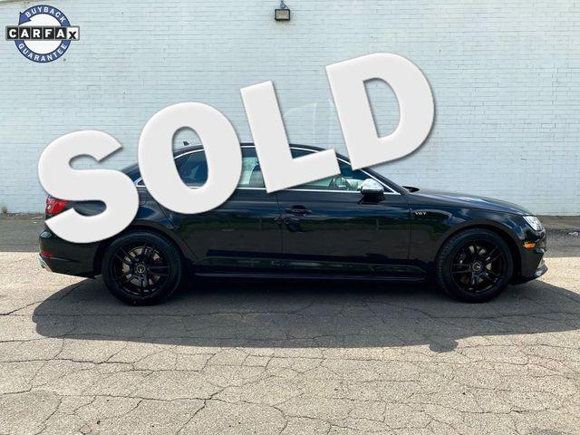 2018 Audi S4 Premium Plus Madison, NC 0