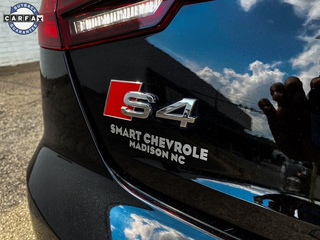 2018 Audi S4 Premium Plus Madison, NC 11