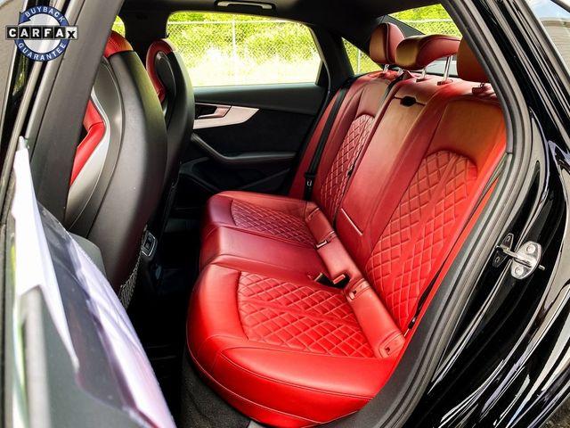 2018 Audi S4 Premium Plus Madison, NC 16