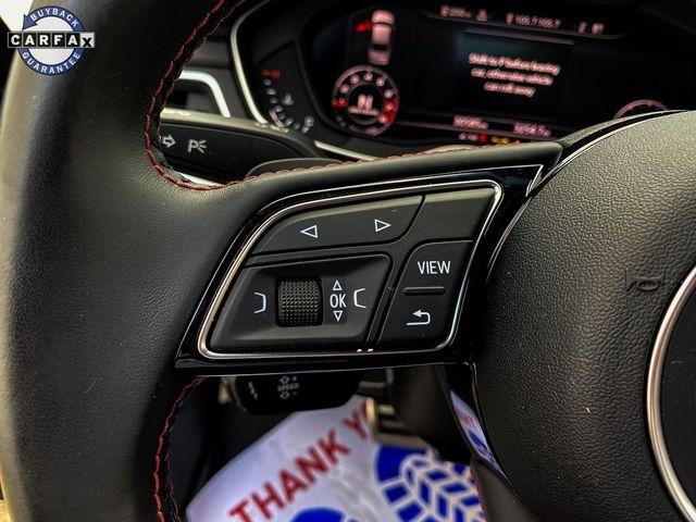 2018 Audi S4 Premium Plus Madison, NC 25