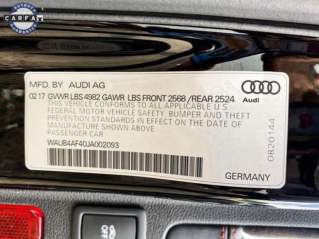 2018 Audi S4 Premium Plus Madison, NC 49