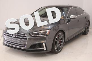 2018 Audi S5 Sportback Prestige Houston, Texas
