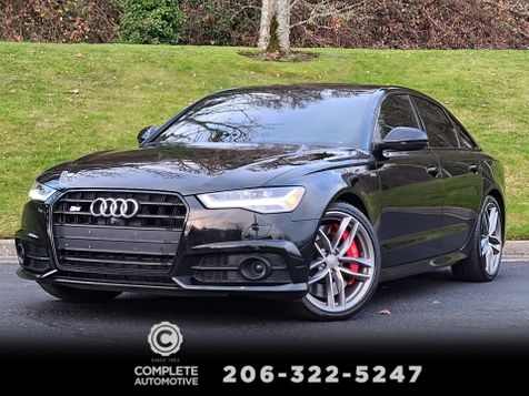 2018 Audi S6 Prestige Quattro 4.0T  575+ HP $30,050 Factory Options Save Over $44,950! in Seattle