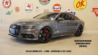 2018 Audi S7 Prestige HUD,SUNROOF,NAV,F&R CAM,HTD/COOL LTH,19K in Carrollton, TX 75006