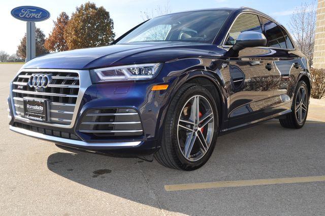 2018 Audi SQ5 Prestige