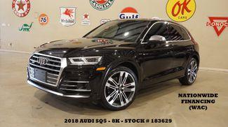 2018 Audi SQ5 Prestige MSRP 68K,HUD,PANO ROOF,NAV,360 CAM,8K in Carrollton, TX 75006