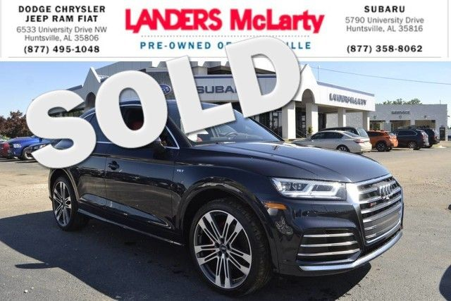 2018 Audi SQ5 Prestige   Huntsville, Alabama   Landers Mclarty DCJ & Subaru in  Alabama