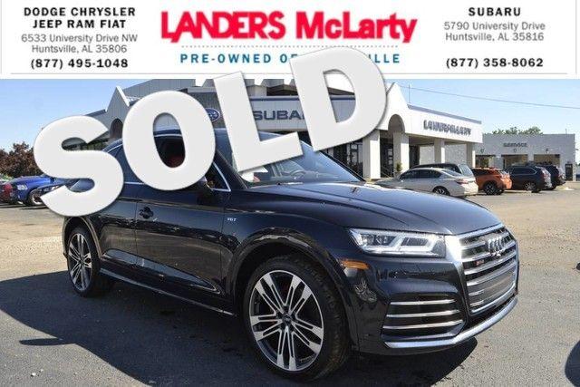 2018 Audi SQ5 Prestige | Huntsville, Alabama | Landers Mclarty DCJ & Subaru in  Alabama