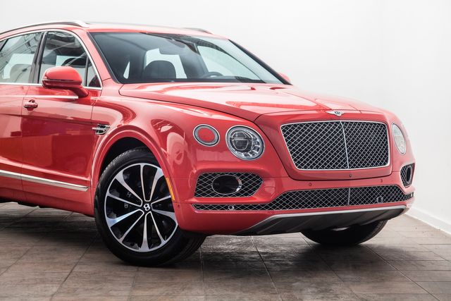 2018 Bentley Bentayga Onyx Edition in Addison, TX 75001