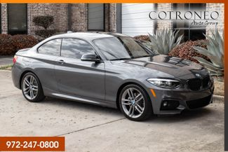 2018 BMW 230i M Sport Coupe in Addison, TX 75001