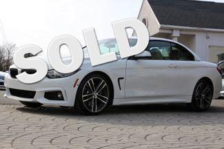 2018 BMW 4-Series 440i Convertible M Sport PKG in Alexandria VA