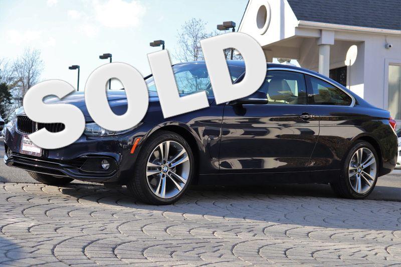 2018 BMW 4-Series 430i xDrive Coupe Sport Line in Alexandria VA
