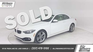 2018 BMW 4-Series 430i  city Louisiana  Billy Navarre Certified  in Lake Charles, Louisiana