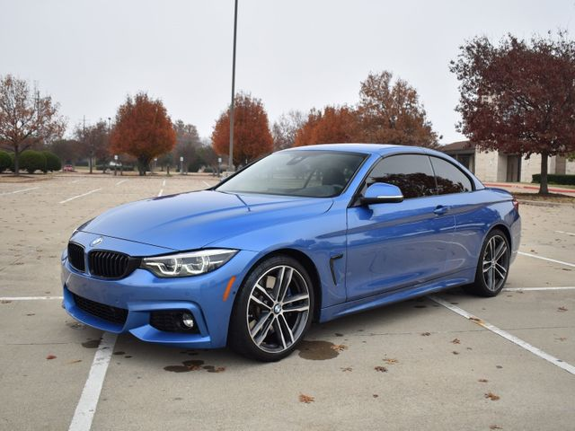 2018 BMW 4 Series 440i in McKinney, Texas 75070