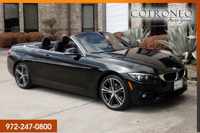2018 BMW 430i Convertible in Addison, TX 75001
