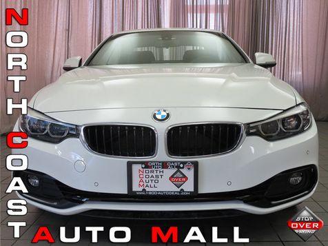 2018 BMW 430i 430i in Akron, OH