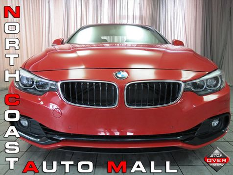 2018 BMW 430i 430i in Akron, OH