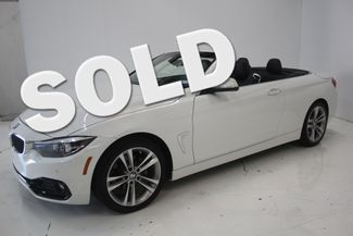 2018 BMW 430i Convertible Houston, Texas
