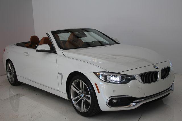 2018 BMW 430i Convertible Houston, Texas 12