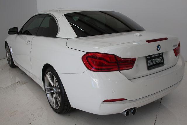 2018 BMW 430i Convertible Houston, Texas 38
