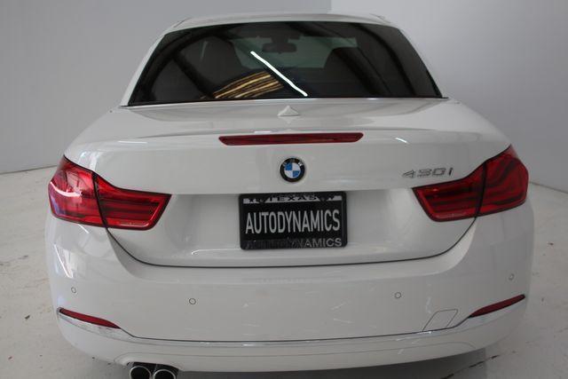 2018 BMW 430i Convertible Houston, Texas 39