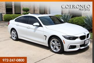2018 BMW 430i xDrive Gran Coupe M Sport in Addison, TX 75001