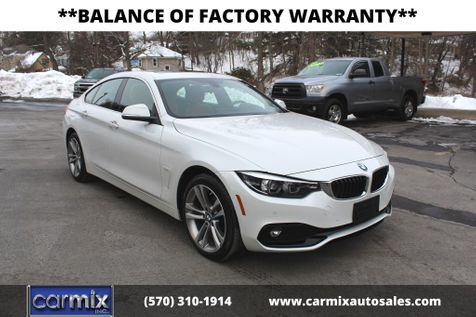 2018 BMW 430i xDrive GRAN COUPE in Shavertown