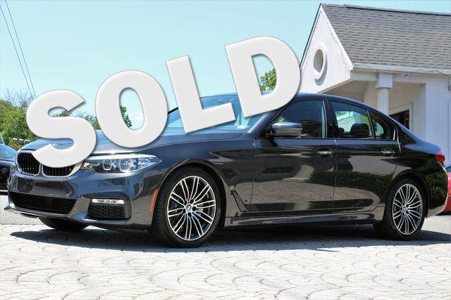 2018 BMW 5-Series 540i M Sport PKG in Alexandria VA