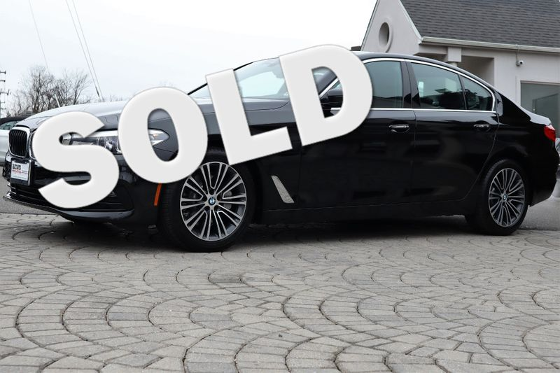 2018 BMW 5-Series 530i xDrive Sport Line in Alexandria VA