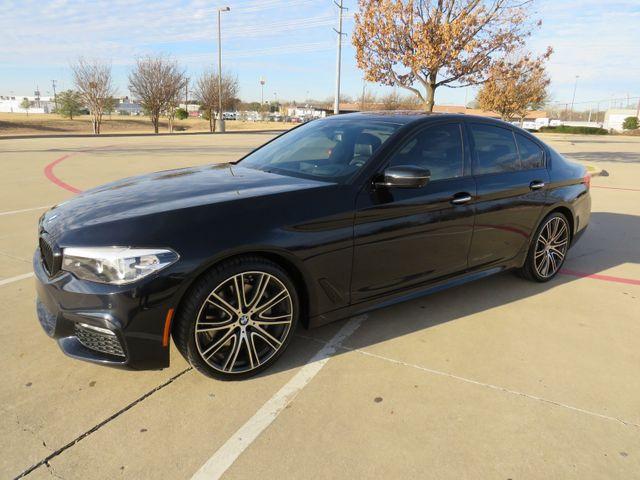 2018 BMW 5 Series 540i in McKinney, Texas 75070