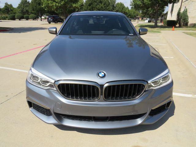 2018 BMW 5 Series M550i xDrive in McKinney, Texas 75070
