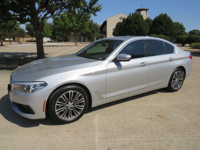 2018 BMW 5 Series 530i in McKinney, Texas 75070